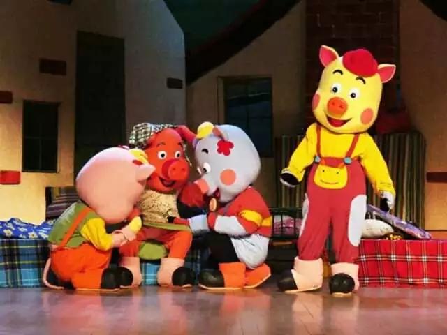 【小橙堡】经典成长童话《三只小猪》成都站