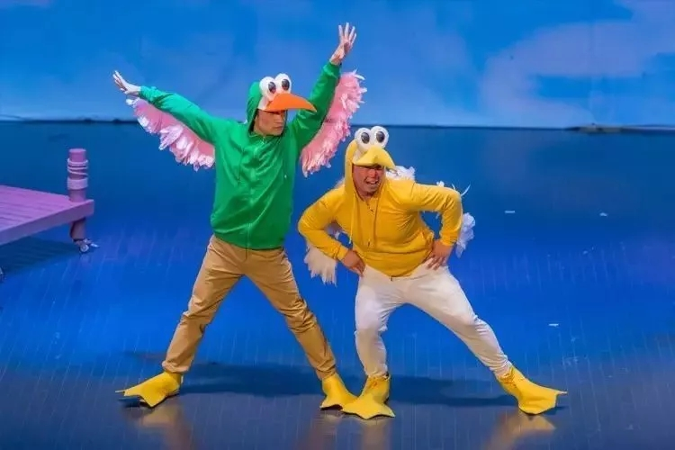 【小橙堡】寻梦亲子音乐剧《Flight School 飞行学校》 成都站