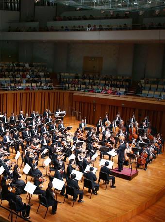 中国交响乐团交响音乐会北京站