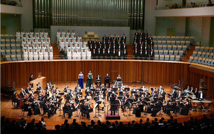 中国交响乐团北京音乐会门票