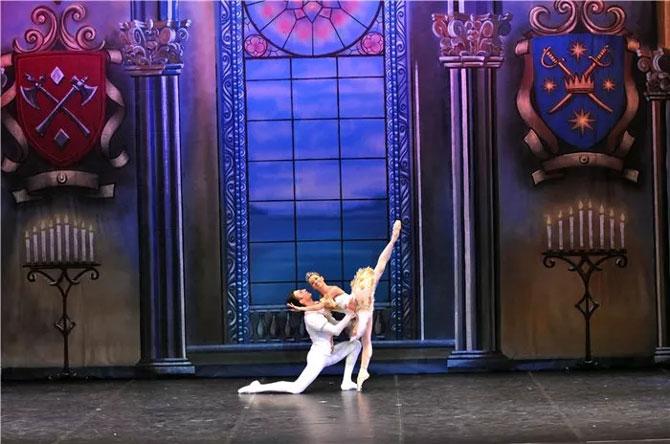 俄罗斯国家明星芭蕾舞剧院《明星版-睡美人》北京站
