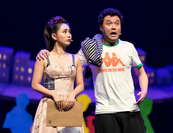 宁浩+宁财神+何念爆笑话剧《疯狂的疯狂》苏州站