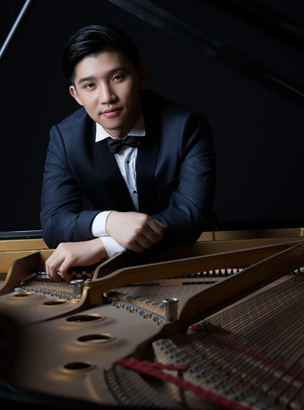 鲍释贤钢琴独奏音乐会上海站