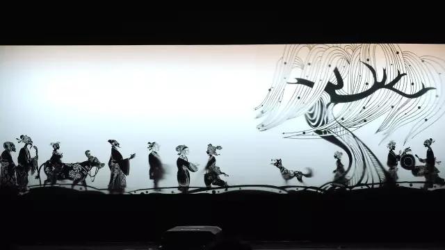 大型多媒体皮影戏《花木兰》上海站