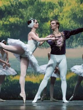 俄罗斯多媒体芭蕾舞剧《天鹅湖》呼和浩特站