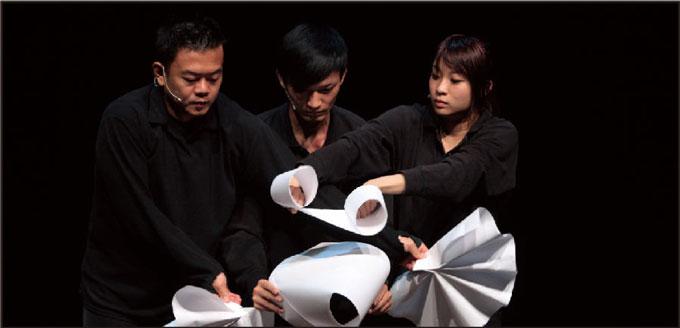 物品创意之探索类儿童剧《纸艺创游》成都站