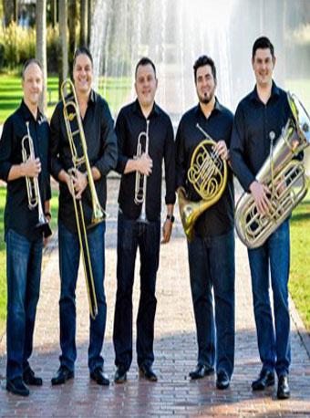 波士顿铜管五重奏深圳音乐会