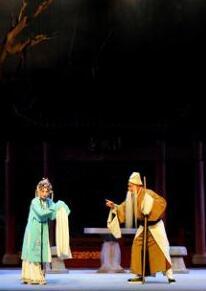 新春文化惠民演出优秀传统剧《清风亭》济宁站