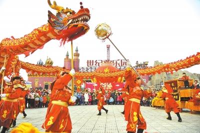 2019郑州世纪欢乐园灯光节春节最全必备(时间+地点+门票)信息一览