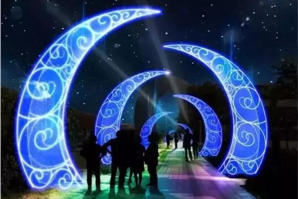 2019郑州世纪欢乐园灯光节游玩攻略、门票订票