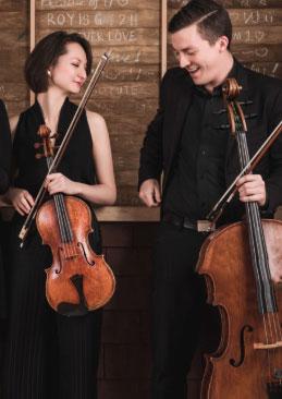 2019市民音乐会―《曼哈顿弦乐四重奏音乐会The Manhattan Four String Quartet Concert》福州站