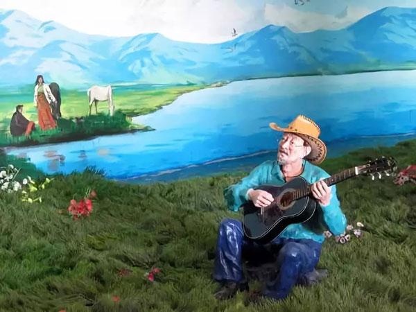 王洛宾作品名家金曲新春音乐会《在那遥远的地方》北京站