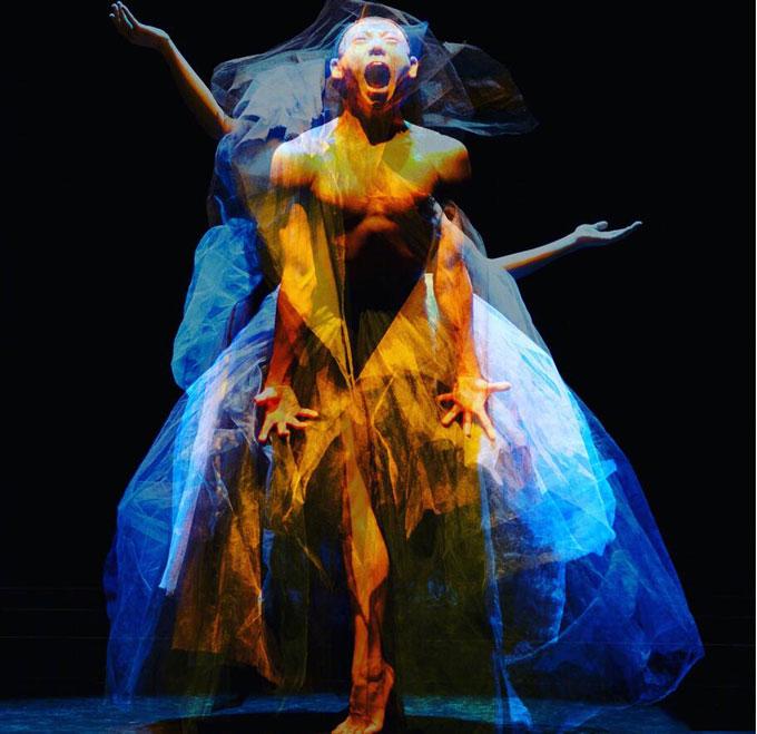 北京现代舞团经典演出剧目《三更雨・愿》北京站