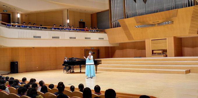 数风流人物还看今朝中华古今经典诗词名家朗诵音乐会北京站