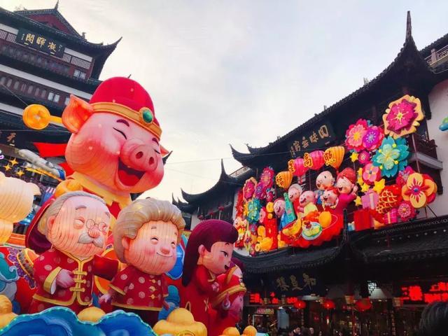 2019豫园新春民俗艺术灯会(时间+亮点+门票)
