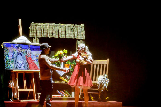 法国艺术启蒙魔术剧《美术馆奇妙夜・星夜》宁波站