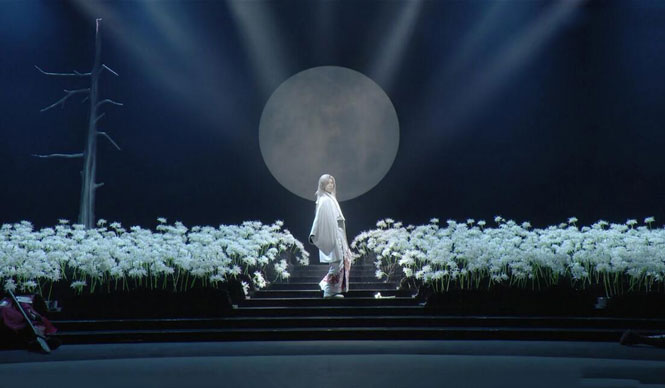 日本剧团新感线GEKI×CINE系列戏剧影像《骷髅城之七人》海南陵水县