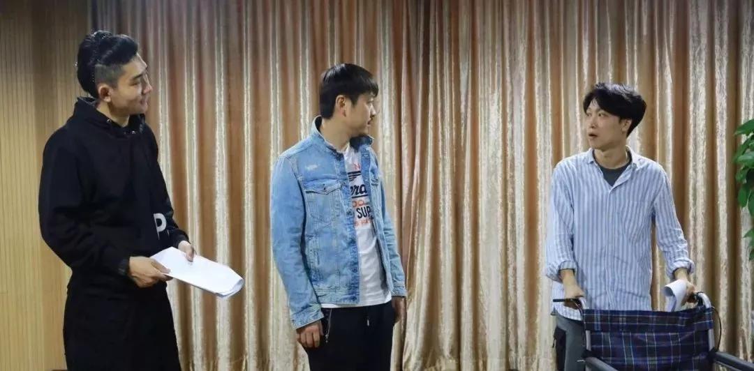 2019话剧《爸爸的马拉松》 重庆站