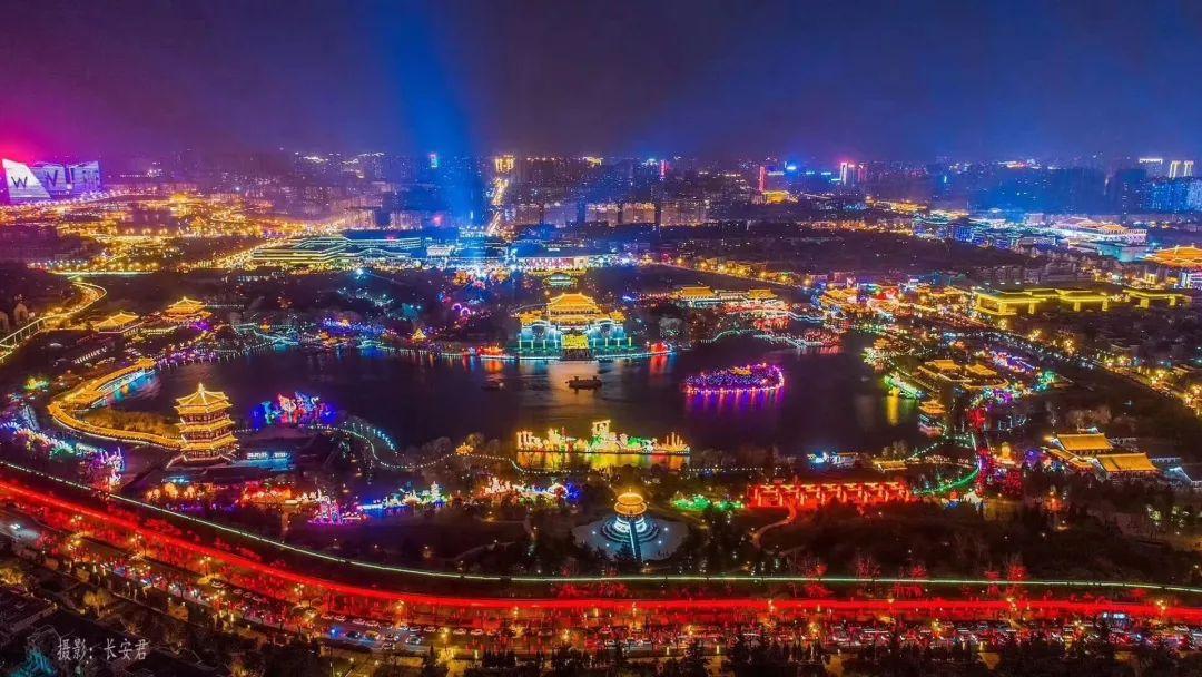 2019大唐芙蓉园新春灯会亮灯时间、门票购票、游玩攻略