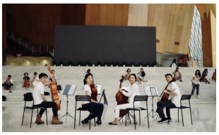 2019桂冠之声-弦动我心 大提琴四重奏巡回音乐会-重庆站