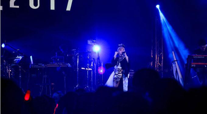 GARNiDELiA北京演唱会门票