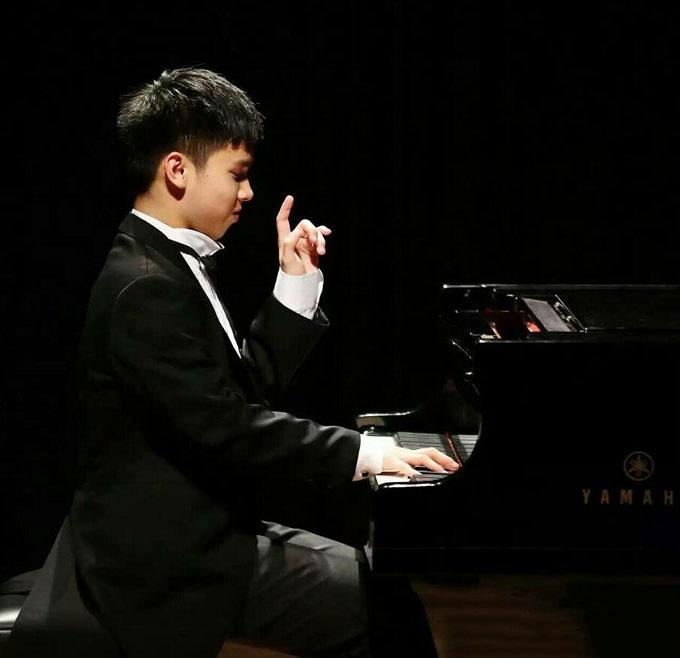 谢学林贵阳钢琴音乐会