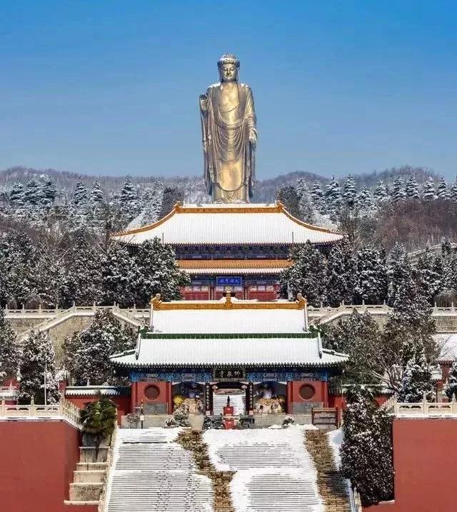 中原大佛春节庙会:4大特色民俗主题齐相聚
