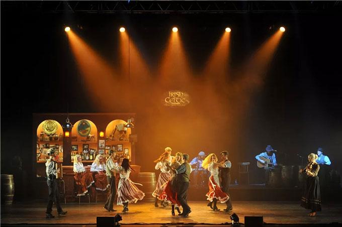 爱尔兰踢踏舞剧《爱尔兰传奇》南京站
