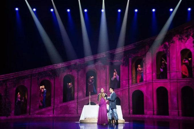 法语原版经典音乐剧《罗密欧与朱丽叶》苏州站