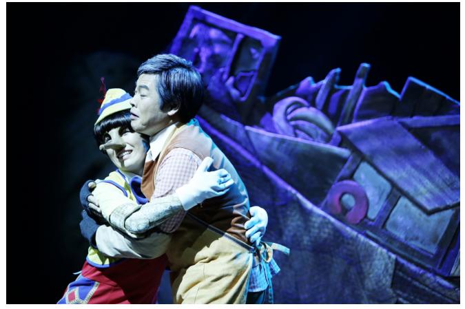 《匹诺曹》长沙演出门票