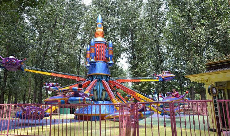 大运河森林公园绿岛乐园
