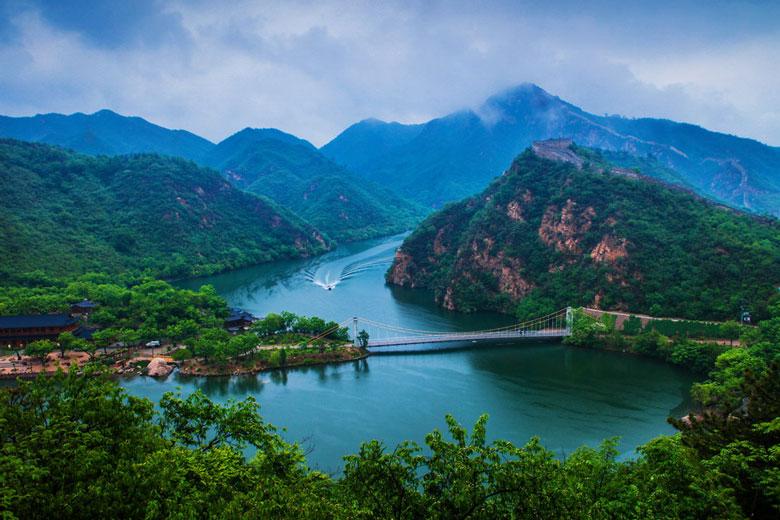 北京黄花城水长城