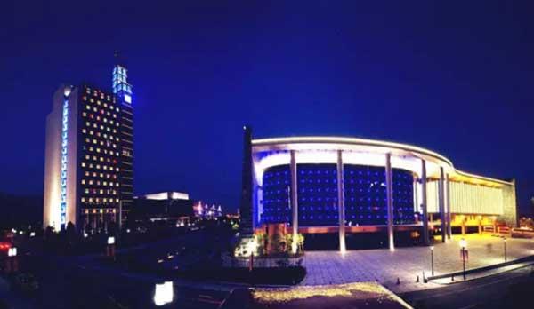 丽水大剧院