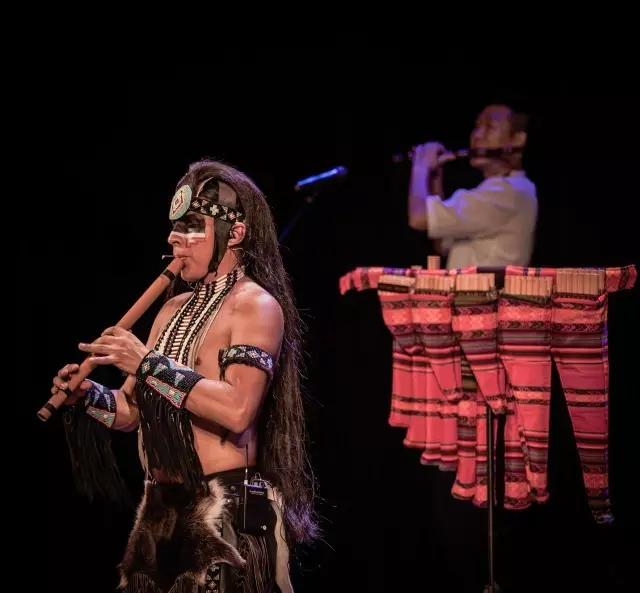 《最后的莫西干人――亚历桑德罗印第安音乐品鉴会》 --重庆站