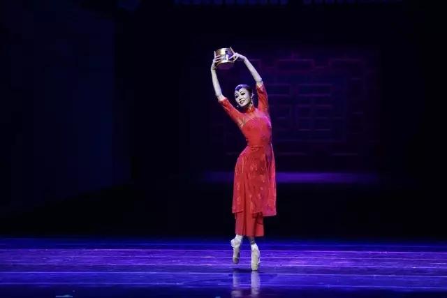 原创芭蕾舞剧《死水微澜》 重庆站
