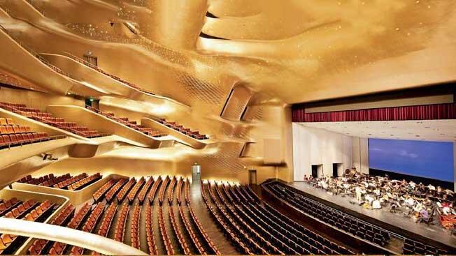 广州大剧院歌剧厅