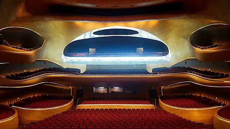 哈尔滨大剧院歌剧厅