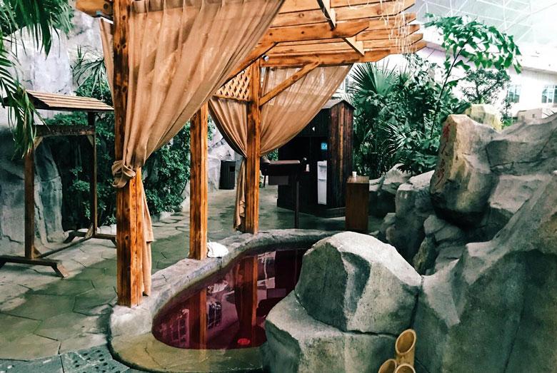 渔岛菲奢尔海景温泉