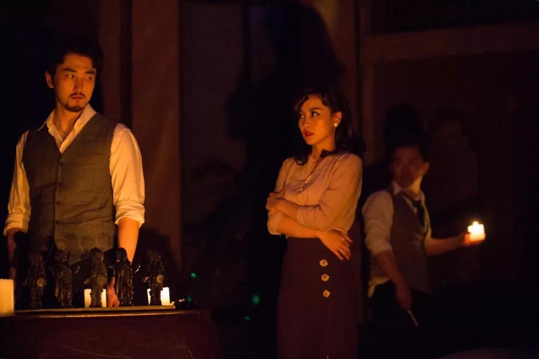 施光南大剧院夏之艺演出季阿加莎·克里斯蒂传世巨著《无人生还》 重庆站