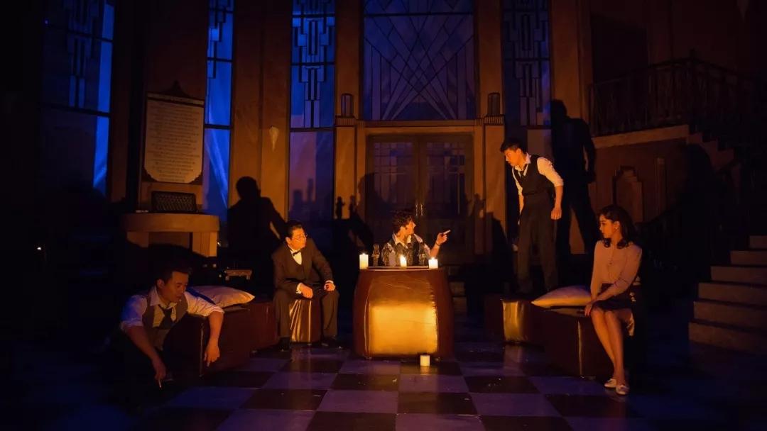 施光南大剧院夏之艺演出季阿加莎・克里斯蒂传世巨著《无人生还》 重庆站