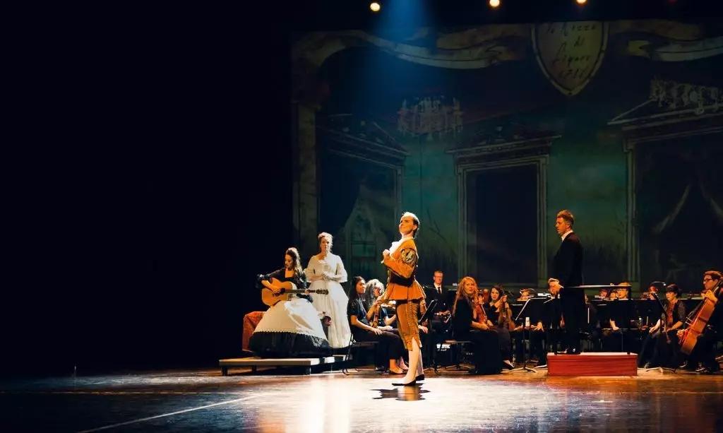 施光南大剧院夏之艺演出季歌剧音乐会《费加罗的婚礼》 重庆站