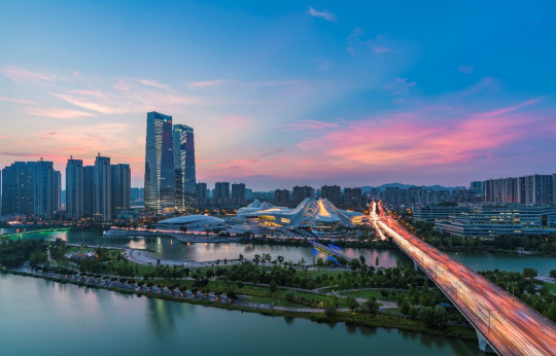 长沙梅溪湖国际文化艺术中心大剧院