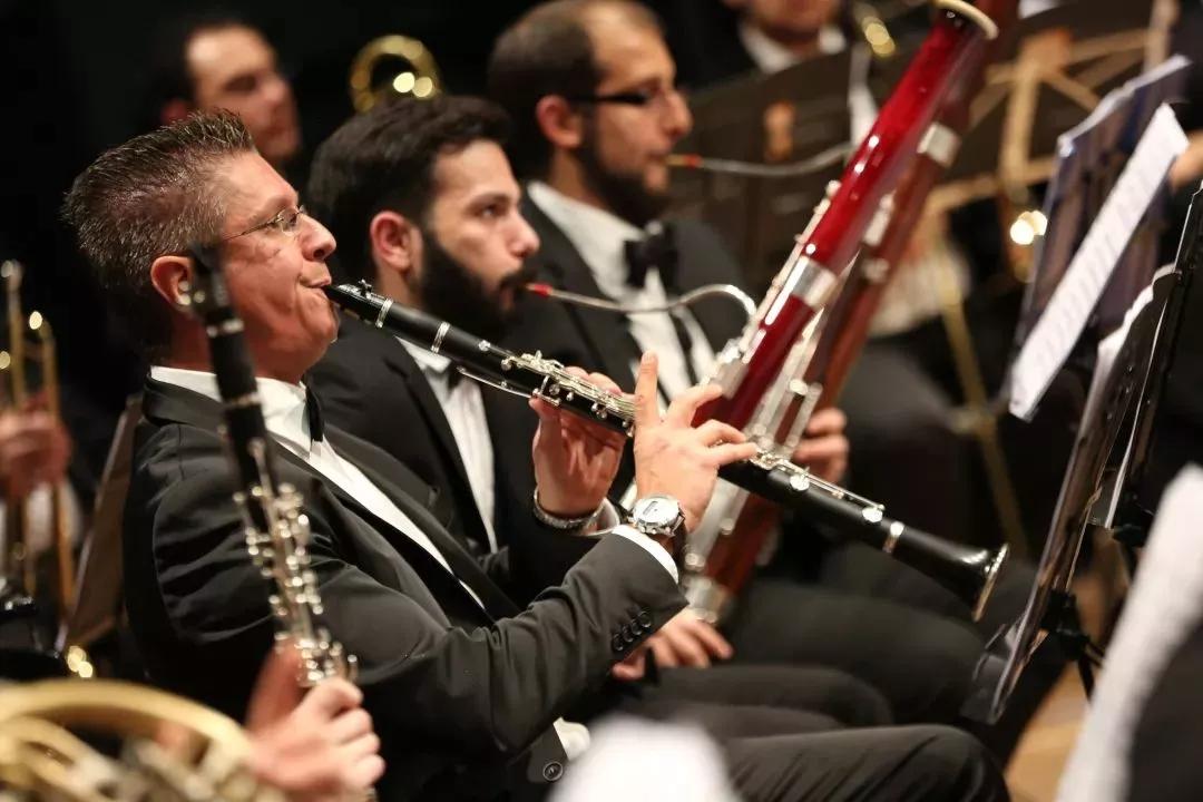 意大利坎帕纳交响乐团经典歌剧选段音乐会 重庆站