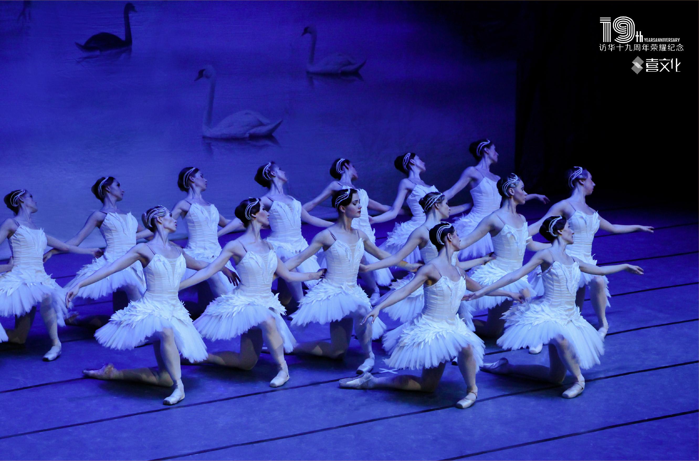 连续访华19周年品质纪念―俄罗斯皇家芭蕾舞团《天鹅湖》2019中国巡演・天津站