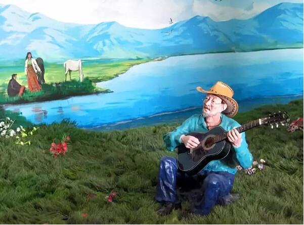 芳华《王洛宾的歌与情》 歌与情的故事音乐会上海站