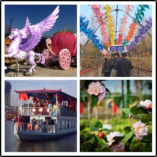 2019洛阳洛神岛赏花节好玩吗?在哪?怎么样?