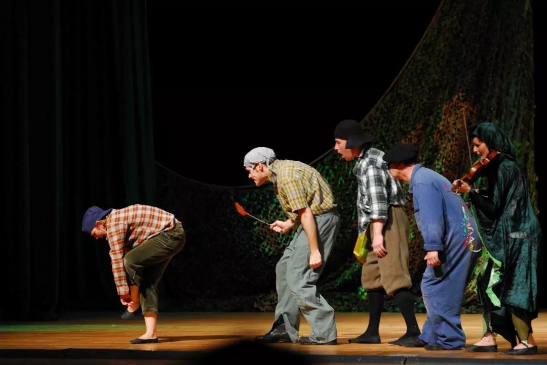英国TNT剧院莎士比亚经典喜剧《仲夏夜之梦》 成都站