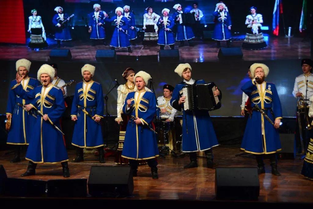 俄罗斯哥萨克合唱团哈尔滨音乐会门票