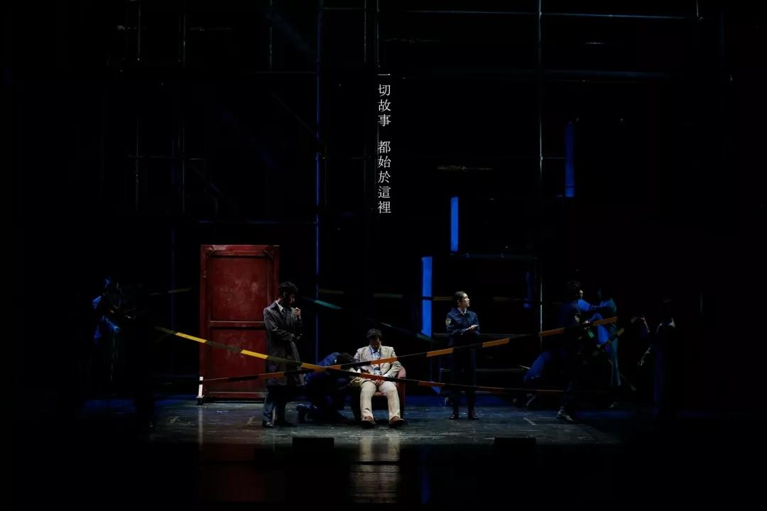 韩雪 刘令飞领衔主演音乐剧《白夜行》