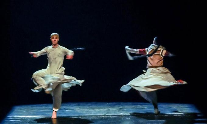 新时代中国古典舞剧《人生若只如初见》涪陵站